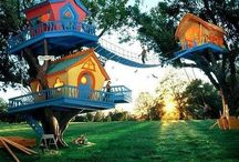Treehouse ideas