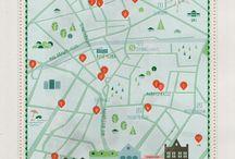 Cities & maps