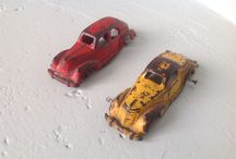 Toy Cars / My collection