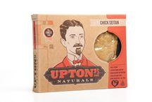 Upton's Naturals | Chick Seitan / Creations using Upton's Naturals Chick Seitan