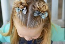 Hair styles for daughter