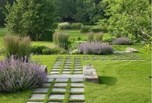Jardins...