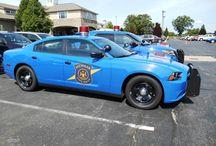 Police Vehicles / by Mark Dawson