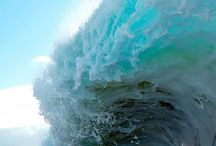 [Waves] / Waves .. Natural beauty you can watch all day ..