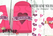 Stampin' Up - Sure Do Love You