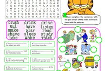 English Activities for Kids / Beginners