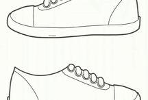 신발/티셔츠