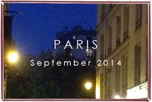 PARIS september 2014