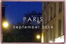 PARIS september 2014