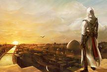 Digital Art / Assassin Creed