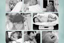 Hospital newborn & birth photos / by Karen Rich