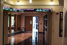 Led Stock Ticker / Led Stock Ticker tape for university finance labs, brokerage firms, school finance labs, well known as Electronic Stock Ticker and Digital Stock Ticker.
