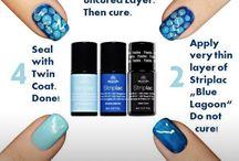 Negle / Flot manicure og kreative negle