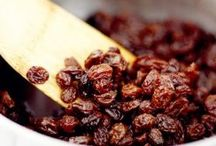 to detoxify the liver raisins watet