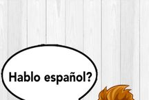 Spanish without