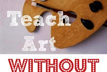 Teaching arts and craft