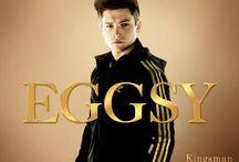 KINGSMAN EGGSY LOVE FOREVER