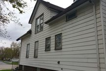 South Holland new siding instalation / New Siding Instalation