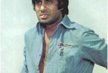 Amitabh Bachchan, the greatest showman of my childhood.