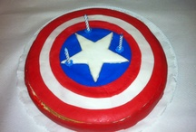 my mom's cakes