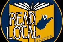 Read Local /WV Authors