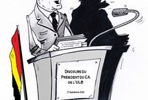 Research Integrity Caricatures / Plagiarism at ULP #ResearchIntegrity #Science #Plagiarism #Chirac #ULB