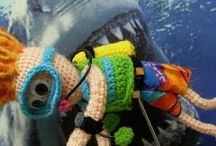 Amigurumi Crochet / by Terri C