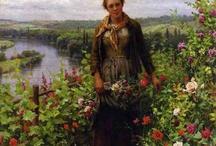 Ogrody różane / Rose garden