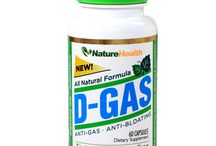 D-GAS / D-GAS gives relief from digestive pressure, bloating and stomach discomfort. Each D-GAS vegetable capsule contains a proprietary blend of all natural ingredients. Fast and lasting relief without long term side effects. D-GAS is made in the U.S.A., using American labor - helping American families.  For more information, visit us at http://d-gas.com