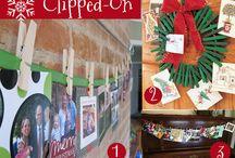 Great Christmas Ideas / Simple ways to celebrate Christmas