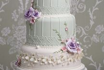 Wedding Cakes / Pretty but also delish!