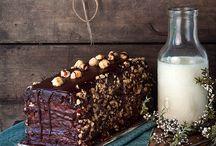 Desserts / Γλυκά-τούρτες-κεικ-συροπιαστά