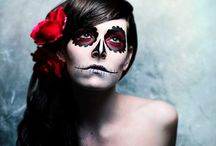 Day of the Dead / Make Up and Creative Ideas