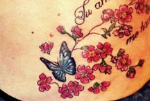 Tattoos....classic & abstract