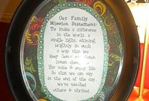 Family Traditions / by Kristy Lammes