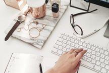 Desks organization