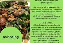 Das ABC deiner Ernährung