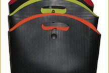 Recycelten Reifen