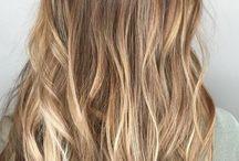 Colores del pelo