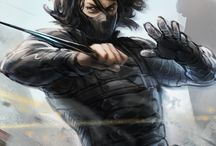 Bucky Barnes♥/ The Winter Soldier / ♥ The little guy from Brooklyn who was too dumb not to run away from a fight. I'm following him. ♥
