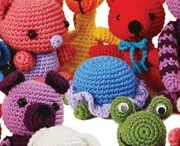 Crochet - Animals / Toys / by Pat Hughes