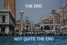 This is the End / by scott woods