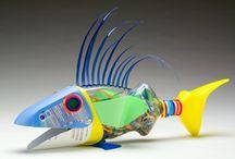bottle arts / bottle masks