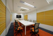 Meeting Rooms & Office - YASH Technologies / Meeting Rooms & Office - Project YASH Technologies Location Indore. Designed By - Concept Architects, Mumbai.