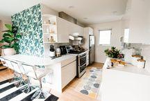 BRICK ROOMS-Kitchen