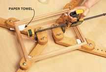 Woodworking — tools