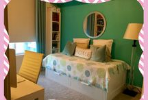Beauty Space / Create your own beauty space. Surround yourself in areas that brings you peace, joy, harmony, and happiness.
