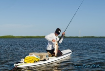 Stand Up Paddle FISHING / Stand Up Paddle SUP fishing