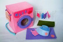 hračky DIY a další