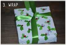 wrapping bows